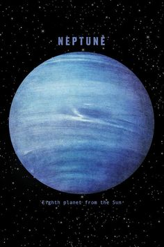 Neptune Canvas Art by Terry Fan Wallpaper Planets, Galaxy Wallpaper, Space Planets, Space And Astronomy, Astrology Planets, Neptune Astrology, Terry Fan, Photo Deco, Aesthetic Space