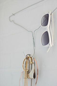 Living Blog upside down hanger