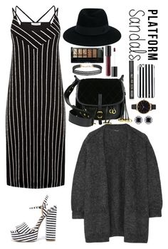 """""""Untitled #200"""" by natafu ❤ liked on Polyvore featuring Prada, Chinese Laundry, Isabel Marant, Maison Michel, Humble Chic, Boohoo, Bare Escentuals, MICHAEL Michael Kors, Olivia Burton and Topshop"""