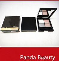 1PCs Marca Profesional C Maquillaje originales Limited 4 colores base Shimmer metálico gama de colores del maquillaje profesional libre del envío