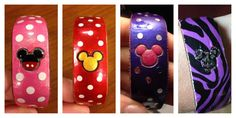 Has anyone decorated their Magic Bands? Please show us the pictures! - Page 139 - The DIS Discussion Forums - DISboards.com