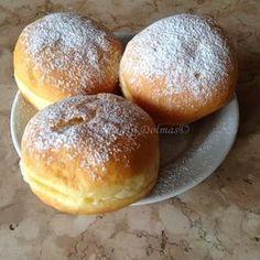 Love me if you dolmas Greek Sweets, Greek Desserts, Greek Recipes, Beignets, Sweets Recipes, Cooking Recipes, Food Network Recipes, Food Processor Recipes, Pasta Choux