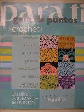 Web Host. Crochet Book