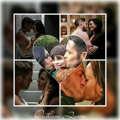 Awesome Regina and Robin Regina Robin and Roland (Lana Sean Raphael) Once S3 in awesome art