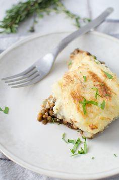Vegan Lentil Shepherd's Pie recipe.