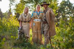 The Richardson Family Native American Clothing, Native American Indians, American War, Early American, Longhunter, 18th Century Clothing, American Frontier, Pow Wow, Mountain Man