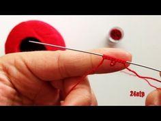 Chiacchierino Ad Ago - 2˚ Lezione Tutorial Inserimento di Perline e Chiusura Come Fare Tatting