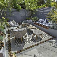40+ Stunning Small Patio Ideas