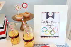 """Photo 5 of 21: Olympics / Summer """"Summer Olympics Party""""   Catch My Party"""