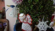 ESTRELAS DE NATAL EM CROCHÊ! Decore sua árvore com artigos de natal em crochê!