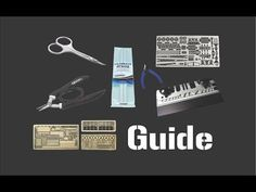 How to Use Photo-Etch and Tools Involved | Plastic Models World