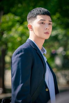 Asian Actors, Korean Actors, Asian Haircut, Park Seo Joon, Hair Icon, Kim Jisoo, Photography Poses For Men, Bad Girl Aesthetic, Hairspray