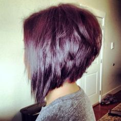 Angled Bobs 2015 | Bob Hairstyles 2015 - Short Hairstyles for Women