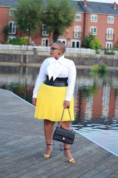 Plus Size Fashion ✨ Style ( Curvy Girl Fashion, Diva Fashion, Fashion Models, Curvy Outfits, Chic Outfits, Fashion Outfits, Looks Plus Size, Plus Size Model, Plus Size Dresses