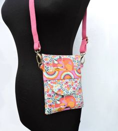 Sewing pattern for Kindle or mini iPad cover, Kindle Fire, Kobo, Nook case. Tablet bag