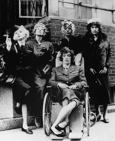 The Rolling Stones, 1966.    Photo by Jerry Schatzberg