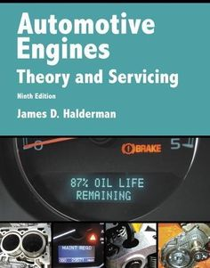 Automotive technology a systems approach 5th edition jack automotive engines theory and servicing 9th edition a https fandeluxe Choice Image