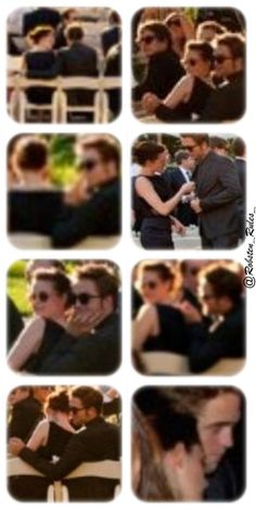 Rob and Kristen were at friend and producer, Kevin Turen's wedding in New Jersey...