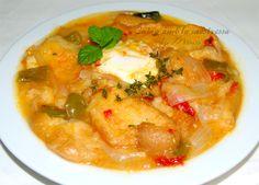 Cuina amb la mestressa: Sopa de tomate al estilo andaluz...o de mi familia...