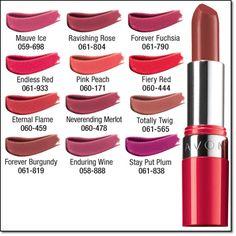 15 Best Avon Lipstick Images Avon Lipstick Lip Colors Avon Online