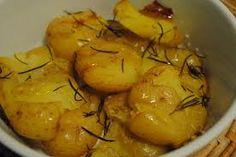 "Cartofi portughezi cu unt si rozmarin ""Batatas ao murro"" Mashed Potatoes, Food To Make, Vegetables, Cooking, Ethnic Recipes, Grande, Drink, Places, Kitchen"