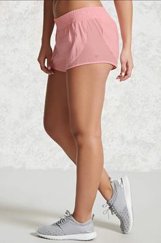 Forever 21 Active Sheer Mesh Insert Shorts | Affordable Workout Clothes | POPSUGAR Fitness Photo 30