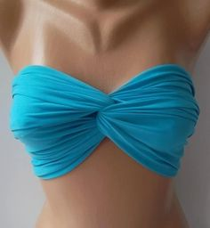 Original  Bandeau  Best bandeau Spandex bandeau swimwear bikini top swimsuit
