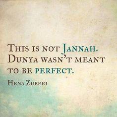 Not Jannah