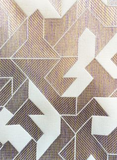 Materials moodboard; Nobilis fabrics and wallpapers