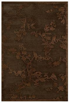 Feizy Rugs Saphir Collection Dark Chocolate Area Rug Www Crownjewel Design