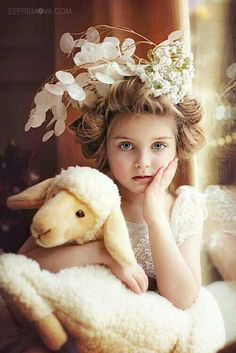little princess  ❤❤♥For More You Can Follow On Insta @love_ushi OR Pinterest @ANAM SIDDIQUI ♥❤❤