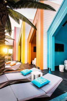 Matisse Beach Club, Osborne Park, 2014 - Oldfield Knott architects