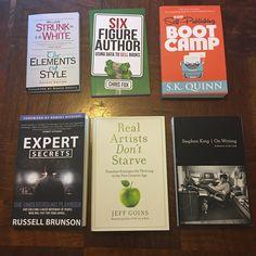 The Ultimate Writer Marketing Book Bundle