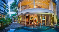 Grandmas Seminyak Hotel, Seminyak Indonesia. Top 10 Boutique budget hotels in Bali #Hotel #Bali #Asiawebdirect Book here : http://www.asiawebdirect.com/indonesia/bali/seminyak/grandmas-seminyak-hotel/