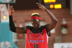 Anche Ramon Clemente all'Adecco All Star Game