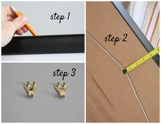 How to Hang a Picture Correctly