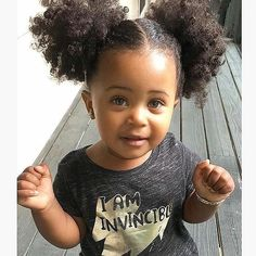 for short hairstyles hairstyles african american hair pictures hairstyles diamond face shape hairstyles near me kinky hairstyles to do curly hairstyles hairstyles pakistani hairstyles with shaved sides Cute Mixed Babies, Cute Black Babies, Beautiful Black Babies, Beautiful Children, Adorable Babies, Black Baby Girls, Black Kids, Cute Baby Girl, Cute Hairstyles For Kids