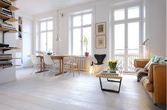 design attractor: 39 m² in Stockholm