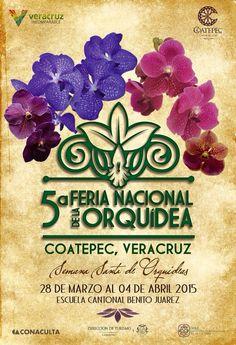 5a Feria Nacional de la Orquídea