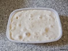 A legegyszerűbben elkészíthető természetes kovász. Ring Cake, Scones, Kenya, Bakery, Food And Drink, Pudding, Cooking, Sweet, Desserts