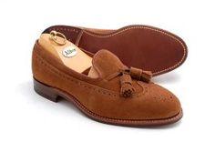 Alden x Leffot Longwing Tassel Loafer