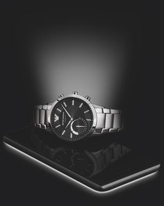The stylishly smart Hybrid Smartwatch Collection by Emporio Armani  Connected is available now.  EAConnected fdcb3dfc11