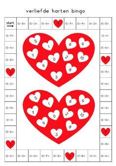 Primary Maths, Primary School, Indoor Activities For Kids, Math Activities, Bingo, Best Teacher Ever, Numbers Kindergarten, School Readiness, Making 10