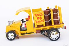 Beer Wagon | '67 Tom Daniel Mack Bulldog | da Andrea Lattanzio