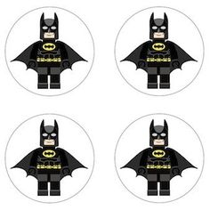 Batman Lego Superhero Inspired Edible Cupcake Toppers Decoration Sweetn Treats http://www.amazon.com/dp/B00P9PJC8M/ref=cm_sw_r_pi_dp_Dq54vb1QSGA9C