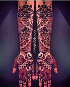 Indian Mehndi Designs, Mehndi Images, Bridal Mehndi Designs, Mehndi Party, Mehendi, Heena Design, Henna Plant, Henna Patterns, Hair Styles