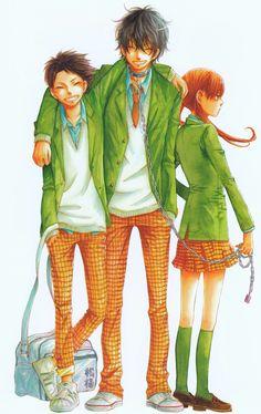 Sasayan,Haru,Shizuku