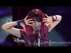 """Soy Luna - Luna & Matteo cantan """"Que Mas Da - Mi Otra Mitad"""" en el Open Music (Capitulo 75) - YouTube"""