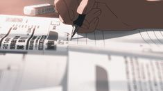 Animated gif about gif in manga, anime from i love clouds - Zeynep Karlı - . - Animated Gifs Manga Gif, Anime from i love clouds – Zeynep Karlı – # animé - Manga Anime, Anime Gifs, Anime Art, Aesthetic Gif, Aesthetic Videos, Aesthetic Pictures, Studying Gif, Animation, Animiertes Gif