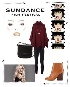 """Sundance"" by dmelife ❤ liked on Polyvore featuring Anja, Tory Burch, L'Oréal Paris, adidas Originals, Lancaster and Louis Vuitton"